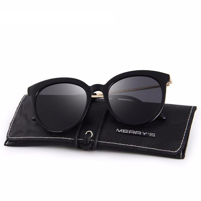 Cat Eye Polarized Sunglasses - Ydentity - Fashion Accessories