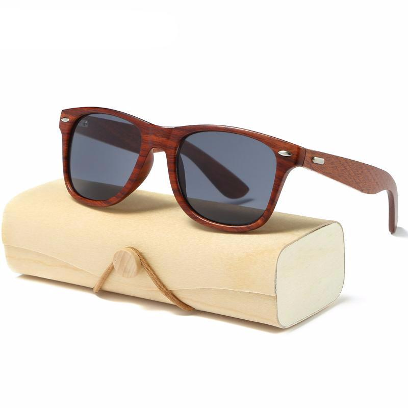 Handmade Wood Sunglasses - Ydentity - Fashion Accessories