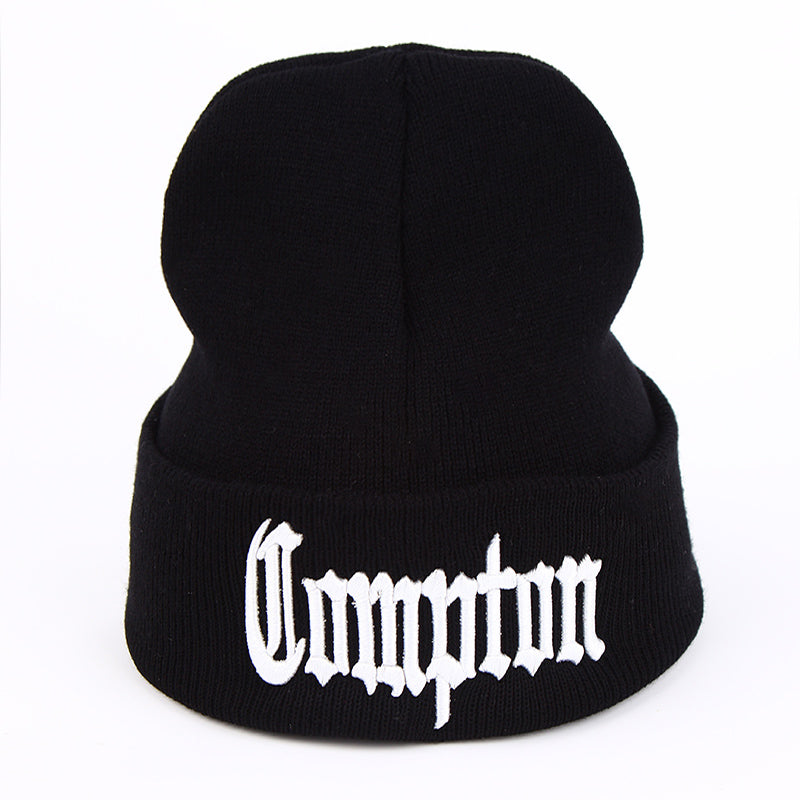 Compton Winter Beanies Hat - Ydentity - Fashion Accessories