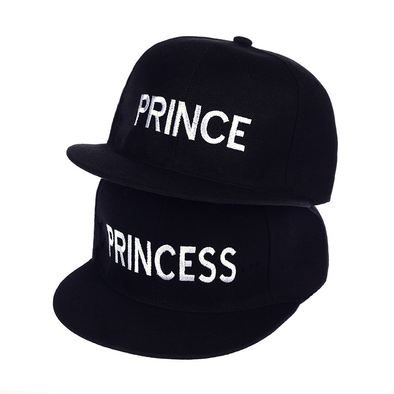 PRINCE / PRINCESS Snapback Cap - Ydentity - Fashion Accessories