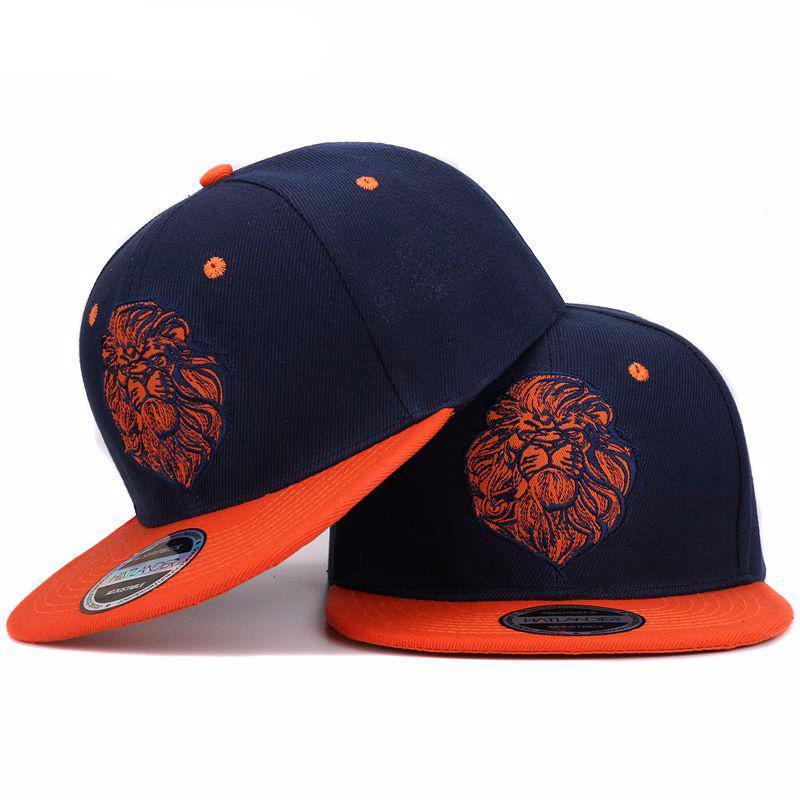 Lion Face Snapback Cap - Ydentity - Fashion Accessories