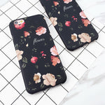 Classical Retro Flowers Phone Cover - Ydentity - Fashion Accessories