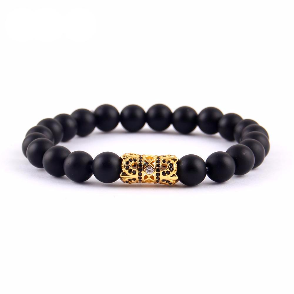 Luxurious Double Crown Bracelet - Ydentity - Fashion Accessories