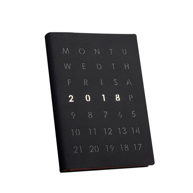 2018 A5 Notebook With Pen