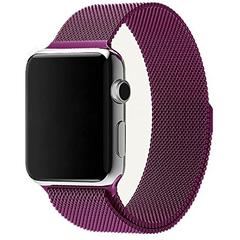Milanese Loop Strap , Band Color - purple