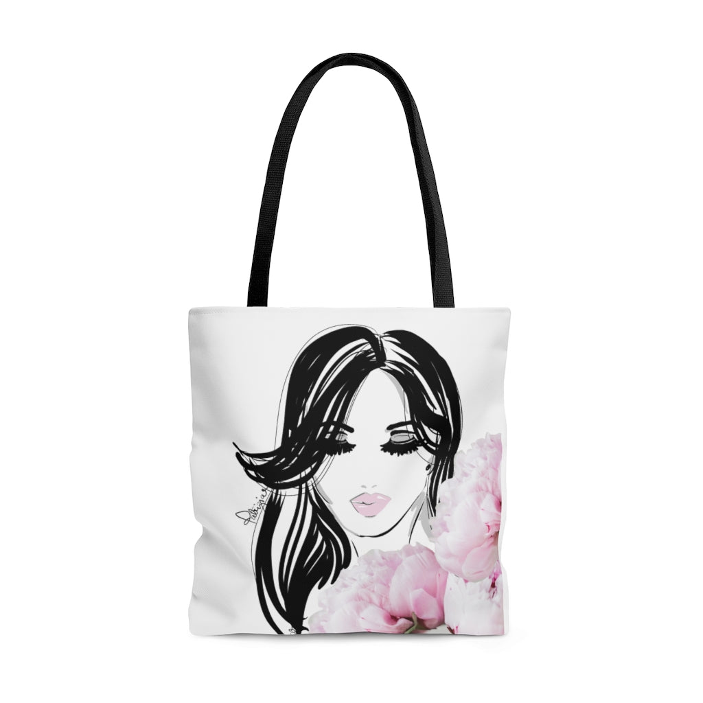 Glam Tote Peony Love