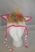Load image into Gallery viewer, Unicorn Hat