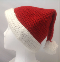 Load image into Gallery viewer, Women's Santa Hat