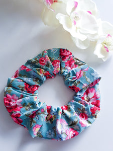 Birdie Green Scrunchie ~ In Stock