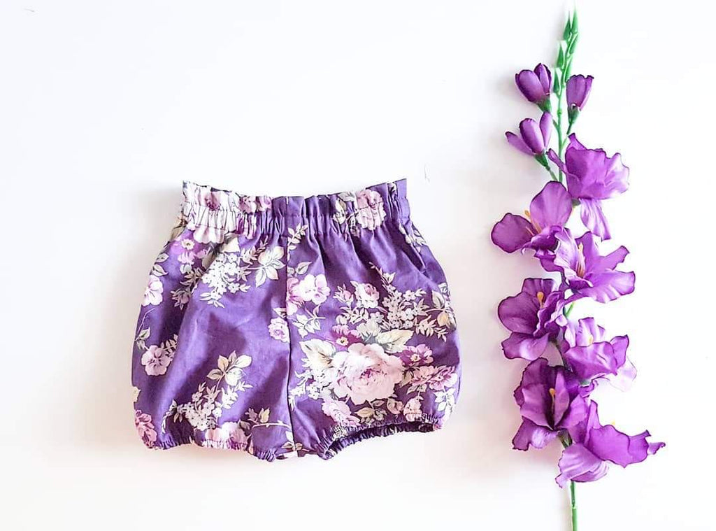 Customise Your Style - Paperbag Waist Shorts