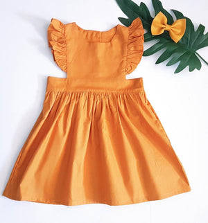 Essentials Collection Polly Pinny *Made To Order Sizes 00-10
