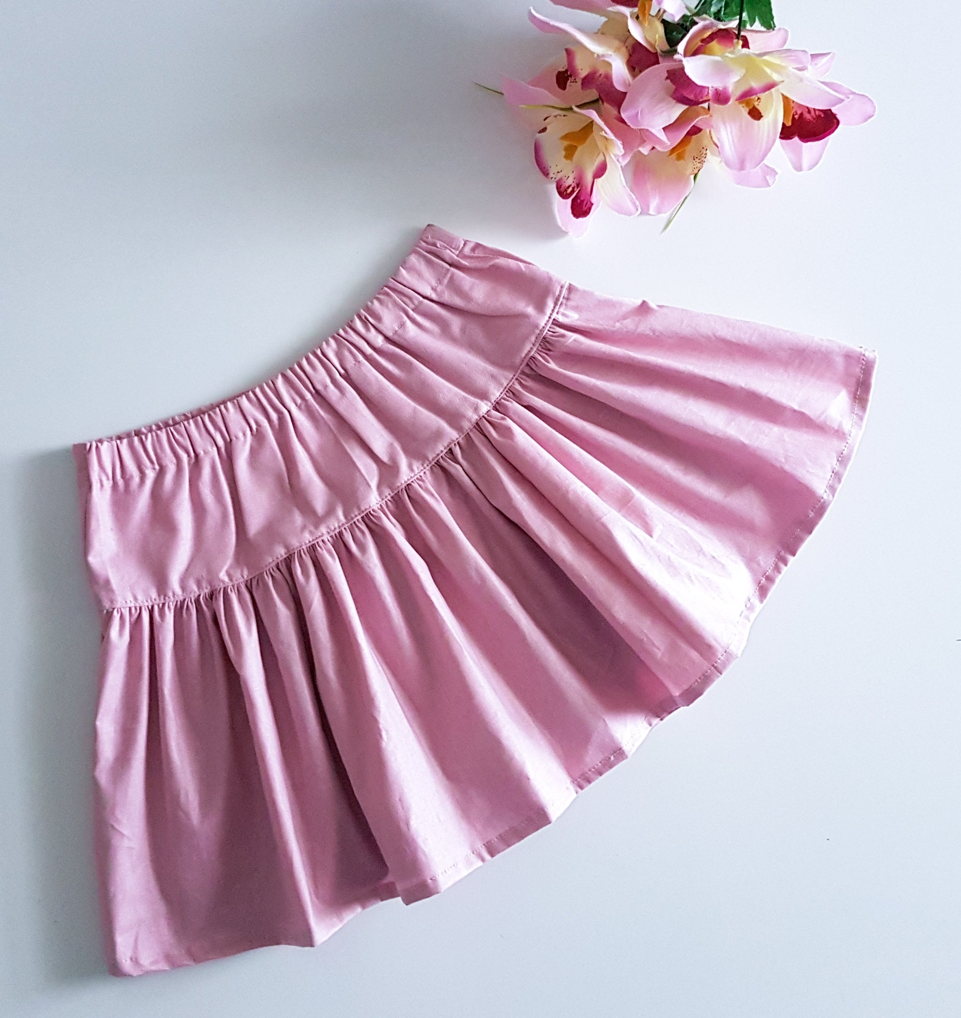 Essentials Collection Twirly Skirt *Made To Order Sizes 0-10