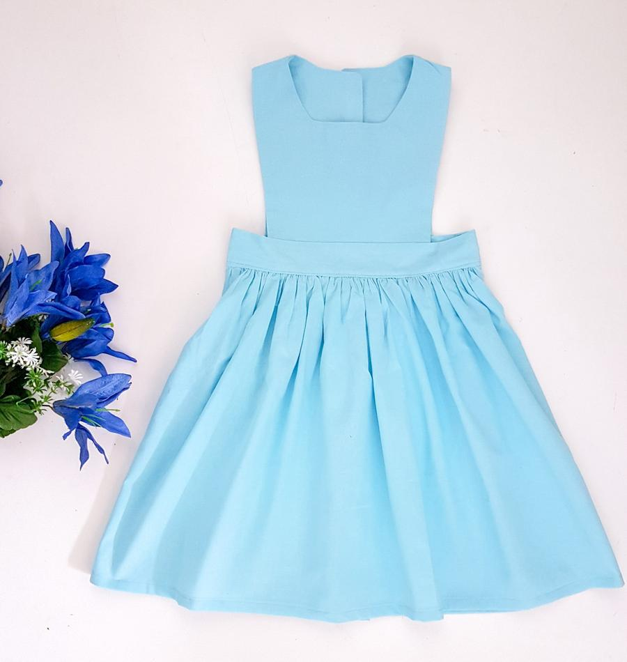Essentials Collection Pinafore *Made To Order Sizes 00-10