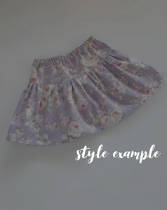 Twirly Skirt - *PREORDER ~ Sizes 00-10