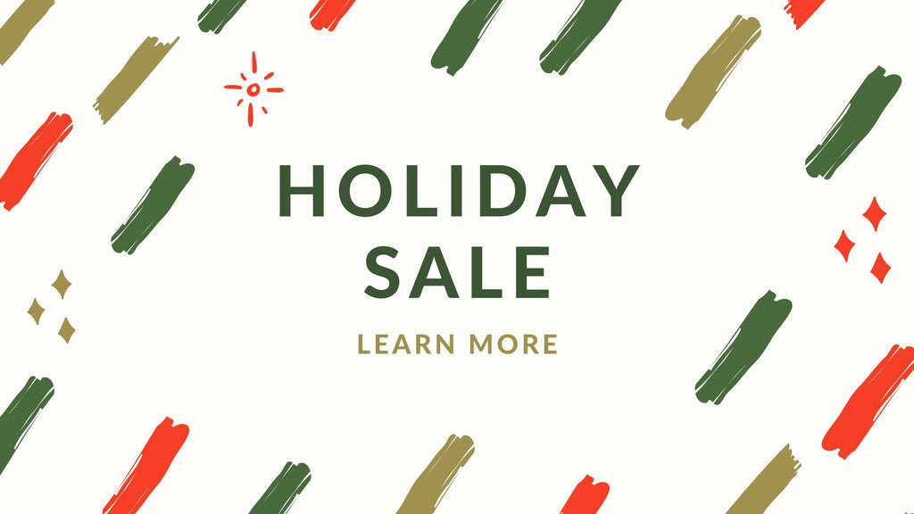 2020 Holiday Sale