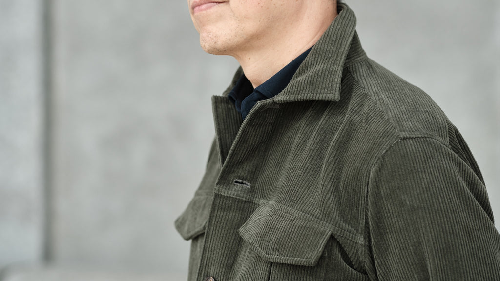 Introducing: The Fleming Overshirt