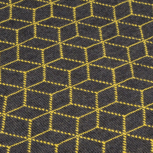 LINEAR SCARF - YELLOW