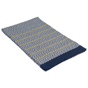 RILEY SCARF - NAVY