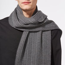 ASCENT SCARF - GREY