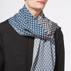 COVE SCARF - BLUE