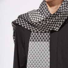 COVE SCARF - GREY