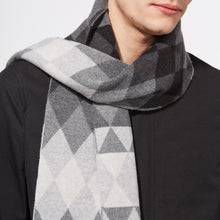 ECHO SCARF - GREY