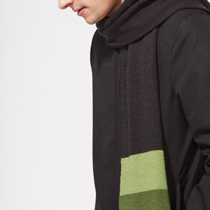 HORIZON SCARF - GREEN