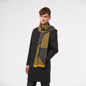 REFLECT SCARF - YELLOW