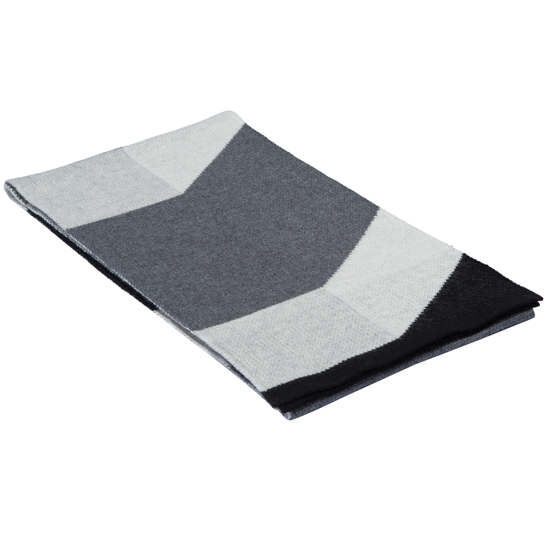 SHIFT SCARF - GREY
