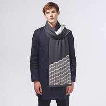 RISE SCARF - CHARCOAL