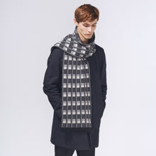 TOWER SCARF - CHARCOAL