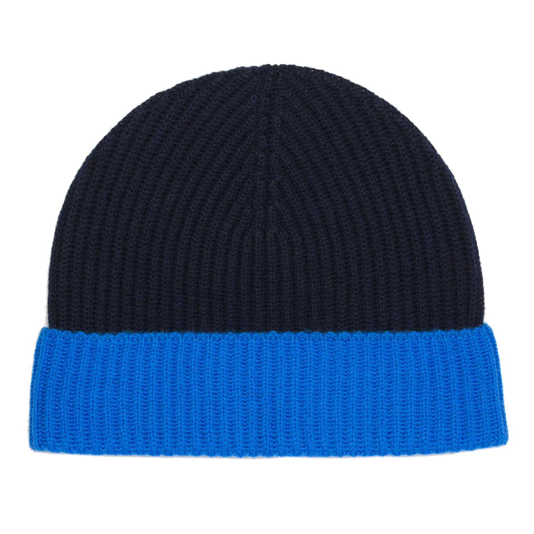 RIB HAT - ROYAL BLUE