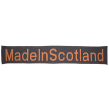 SCOTLAND SCARF - ORANGE