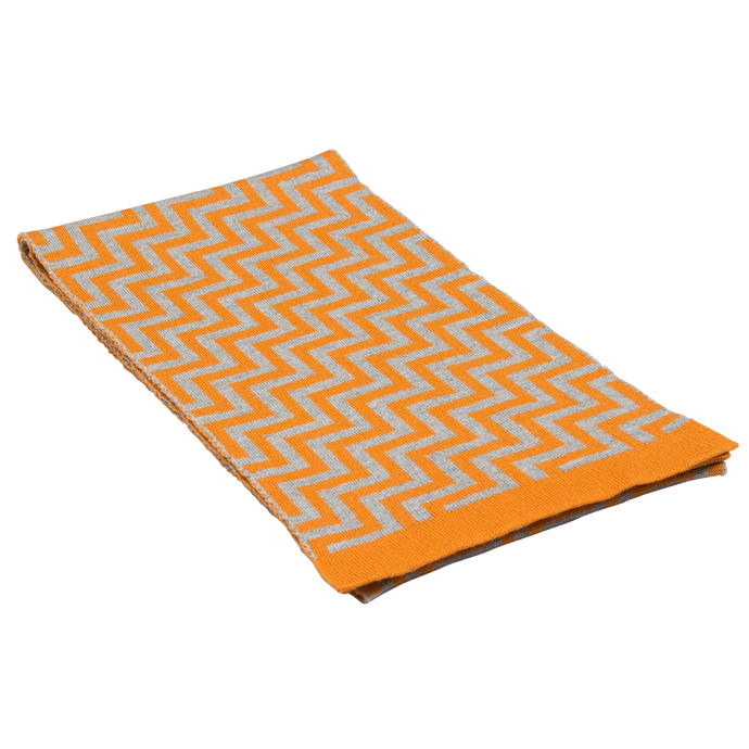 STEP SCARF - ORANGE