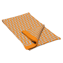 STAIR SCARF - ORANGE