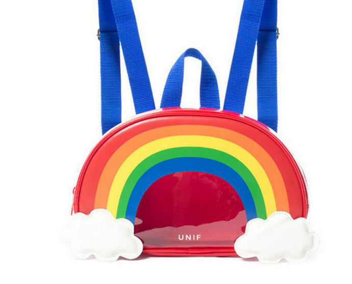 Cute Rainbow Mini Backpack