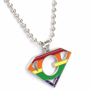 Cool Rainbow Pendant
