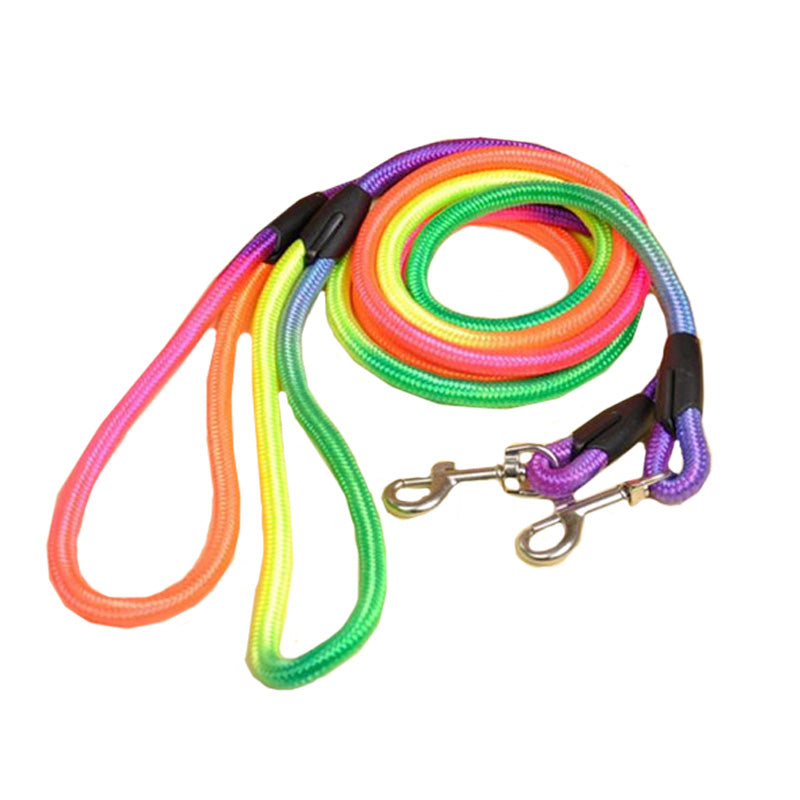 Rainbow Lead For Dogs