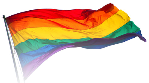 Rainbow Pride Flag (Different Sizes Available)