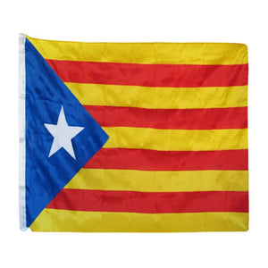 Catalonian Independence Flag 3x5 FT (90×150cm)
