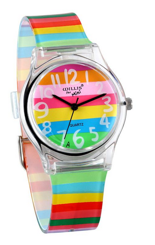 Cool Rainbow Quartz Watch