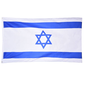 Israel Flag 3x5 FT