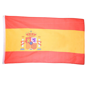 Spanish Flag 3x5 FT