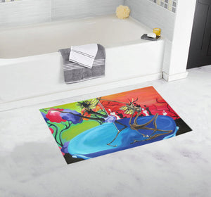 Duality in God's Hands (Bath Rug 16'x28')