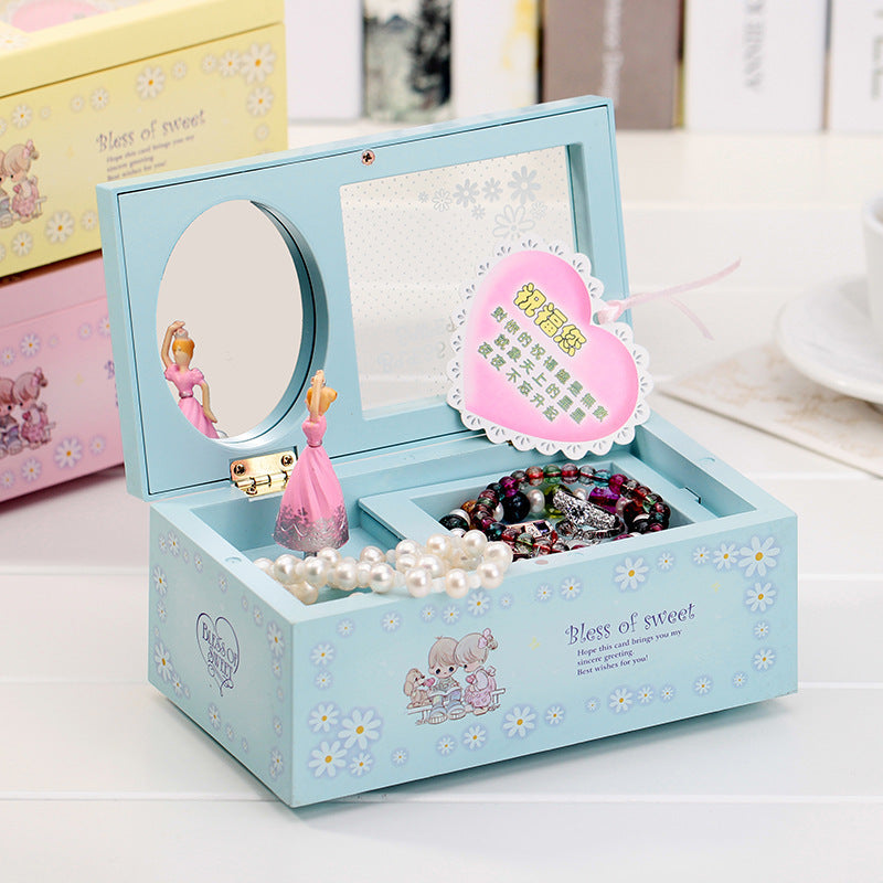 Ballerina Music Box Technology Sieraden Box Music Boxes
