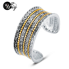 UNY Bracelet Designer Fashion Hardy Vintage Bangles jewelry Retro Antique Cuff Bangle Valentine Mother's day Gifts Free Shipping