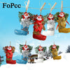 Box Candy Boots for Christmas Tree Decorations & Gifts