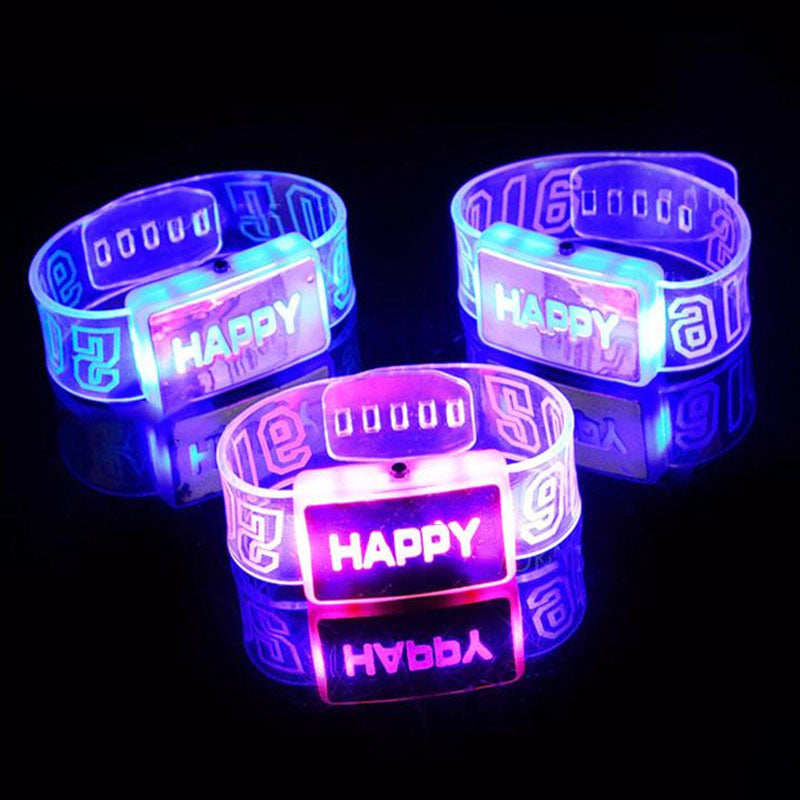 Bracelet Lumineux d'Halloween HappyChildren