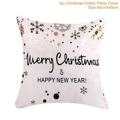 123456 QIFU 2018 Merry Christmas Decorations For Home Decor Christmas Ornaments Christmas Noel 2018 Navidad Gifts For The New Year 2019