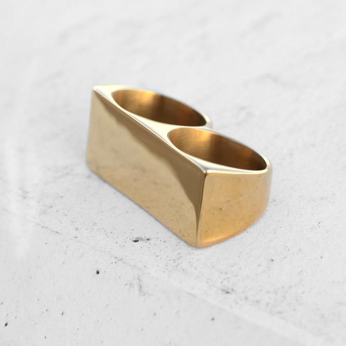 Two Finger Ring – Hip Hop Chainz